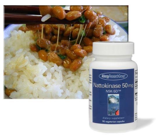 Nattokinase - Food